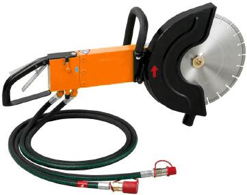 HDC 350 Hidraulični rezač